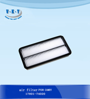 17801-74202 air filter CAMRY FOR toyota