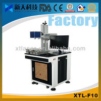 XT laser marking machine fiber laser mark machine for electronic components