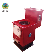 HIgh Efficiency Wood Biomass Pellet Cooking Stove For Warm