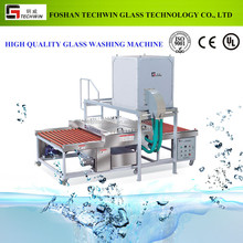 high speed mini disposal glass washing and drying machine for sale with best price