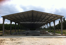 enveronmental protection steel storage buildings