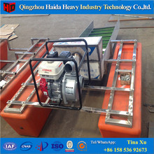 Portable gold dredge,mini gold dredger,gold dredging boat