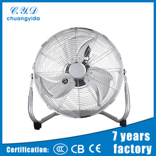 High power stand energy saving 20 inch industri floor stand fan types
