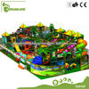 jungle indoor playground designed for children