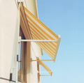 luxury full cassette retractable awning