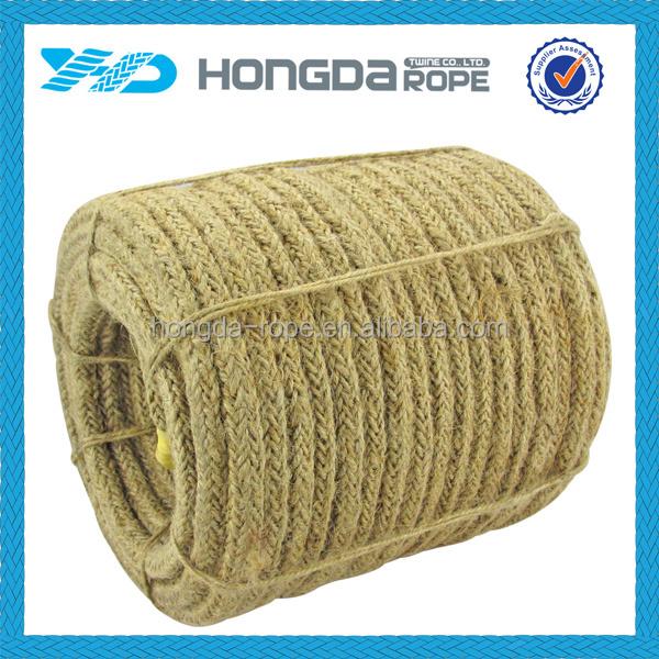 how to prepare jute rope