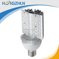 durable outdoor standing lamps led street light/led garden light/led corn light traditional style garden wall lighting