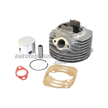 Good performance Motorcycle Cylinder complete kit For VESPA 56MM