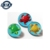Jump hi bouncing ball with 3D character inside