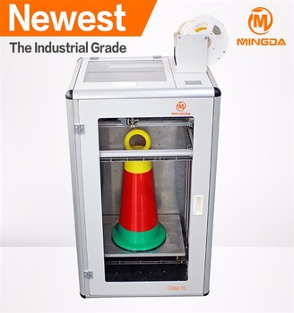 HIgh quality Components MINGDA 6L 3d Printer Printing size 300*400*500mm Industrial 3d Printer Price