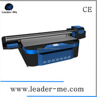 uv flatbed machine for acrylic/glass/paper/metal/wooden/plastic printting