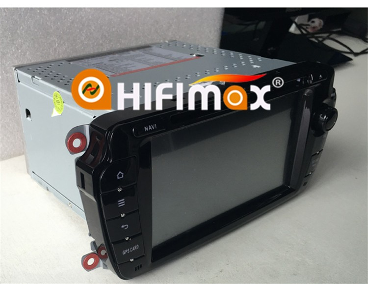 HIFIMAX Android 5.1.1 car dvd player for SEAT IBIZA (2009-2013) WITH Capacitive screen 1080P 16G ROM WIFI 3G Resolution 1024*600