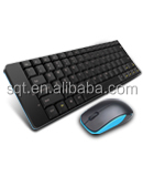 cheap colored wireless keyboard and mouse combo