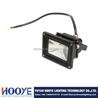 Black or Silver IP65 Outdoor Use 10W COB LED Work Light