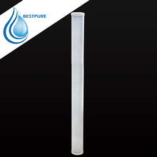 "10"" x 4.5"" Jumbo Carbon Block Water Filter machine price 5 micron activated coconut cartridge fiber water filter purifier"