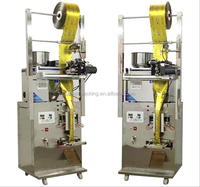 Small scale production tea bag packaging machine with date printer