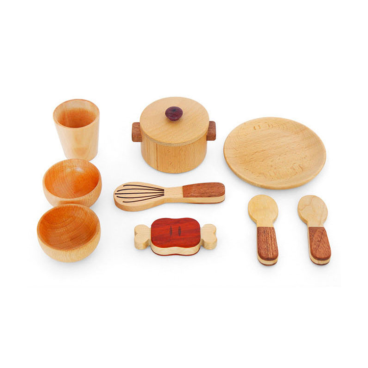 wholesale china factory wood kitchen kid toy Of High Quality