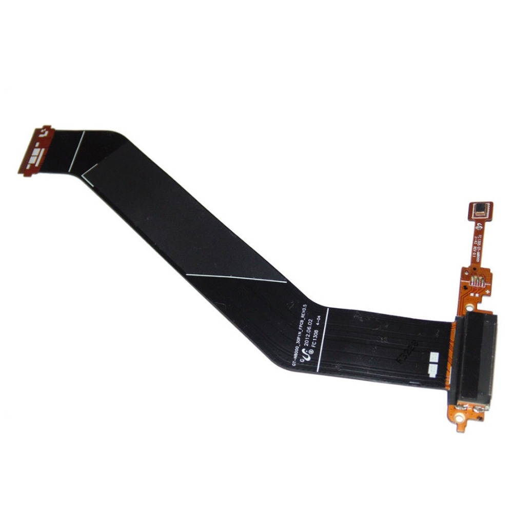 2016 Newest iPartsBuy for Samsung Galaxy Note 10.1 / N8000 (REV 0.5 Version) Charging Port Flex Cable