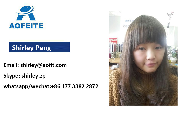 Shirley Peng -Aofeite Service Consult