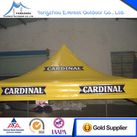 custom trade show outdoor promotion event canopy pop up folding tent