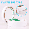 D/S Tissue Tape with Solvent Adhesive