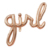 Champagne Gold Beautiful Letter BOY Foil Balloons Suitable For Baby BOY Shower or Birthday Decoration