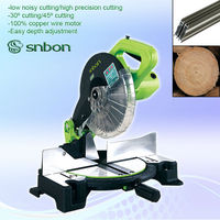 "1850w 10""/255mm snbon good quality wood cutter,electric tools,cutting tools,miter saw 1041"