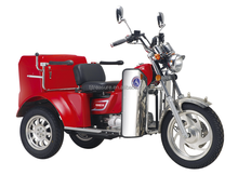3 wheeler motorcycle rickshaw passenger mototcycle tricycle for the disabled