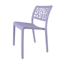 China wholesale modern design cheap outdoor PP plastic Chairs for dining room