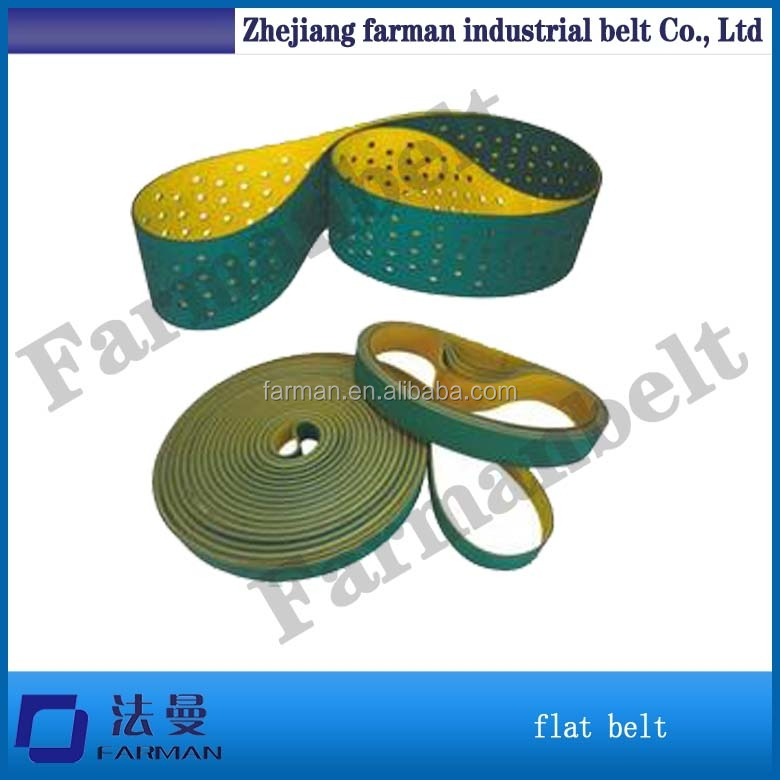 hot selling rubber flat conveyor belt TC/CC conveyor belt
