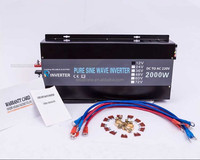 alibaba express china Manufacturer 2000W Pure Sine Wave Inverter 12 220