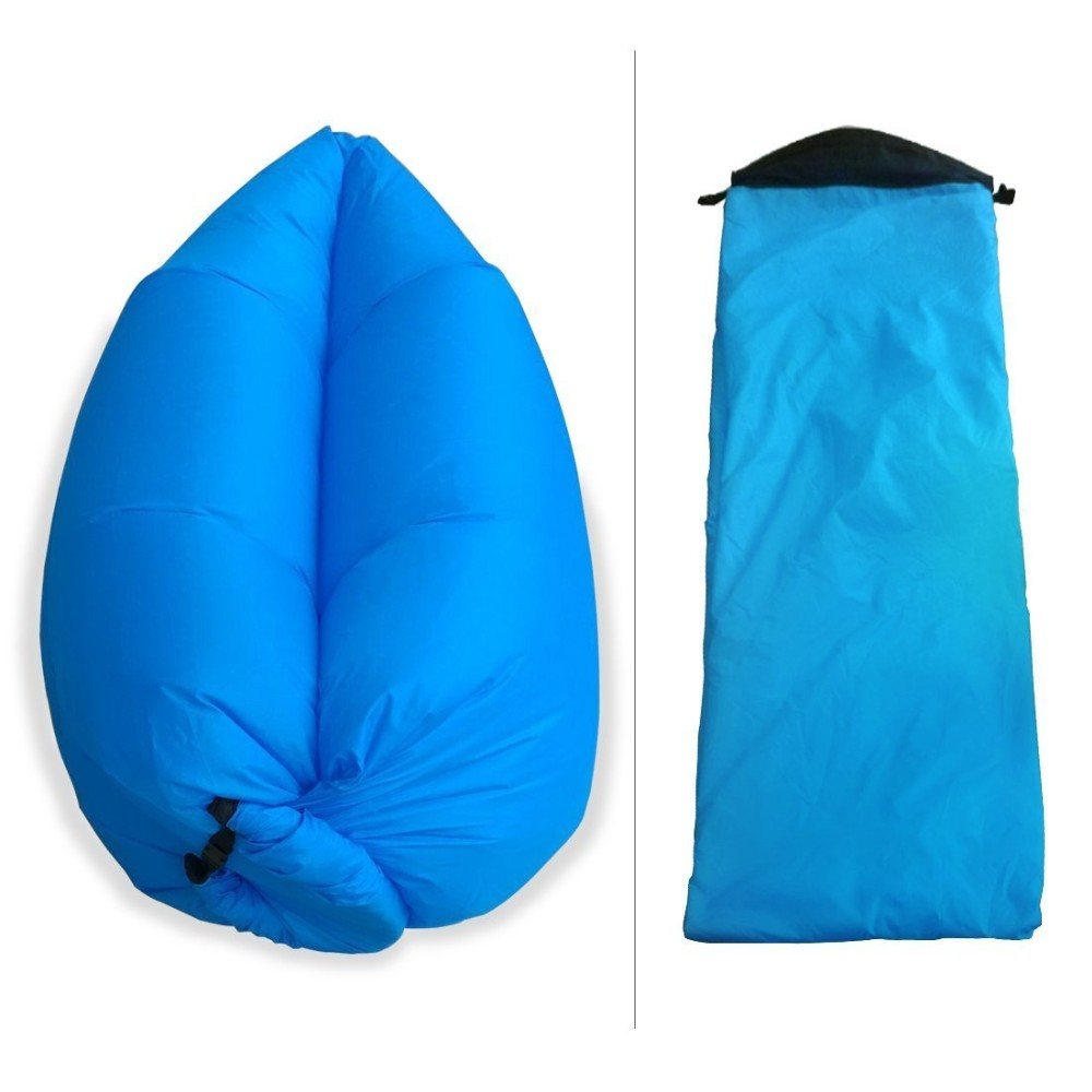 Factory price wholesale inflatable sleeping airbag