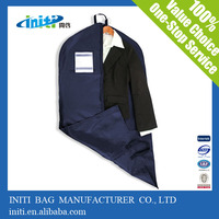 2016 Alibaba Travel Foldable Garment Bag For Suit