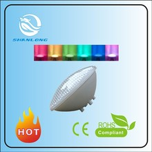 Alibaba Express New product Swimming Pool led cunderwater led rope light molor Changing Lights IP68 PAR56 led pool ligh