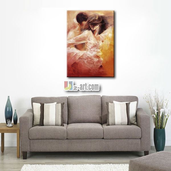 Painted art hot sexy pictures man woman