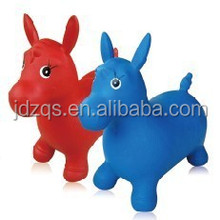 Inflatable Jumping Animal / pvc Inflatable toy