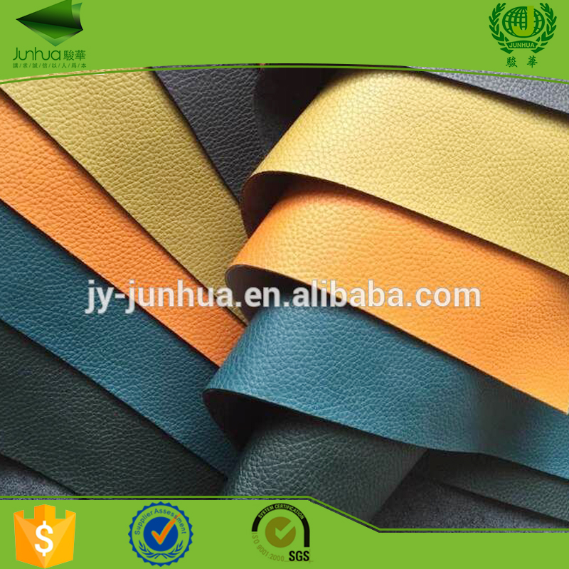 Marverlous leather with TPU coating 70% natural leather composition