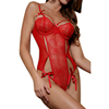 Wholesale Plus Size Women Transparent Teddy Lingerie Sexy Lingerie Hot