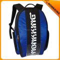 blue tennis backpack