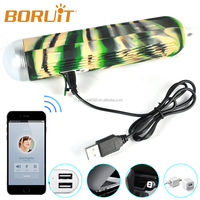 RoHS Approved Priced camouflage direct flashlight bluetooth speaker