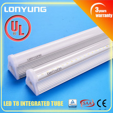 High Efficient T8 Led Tube Light integral tube 1.5m 22w light t8 led ring light