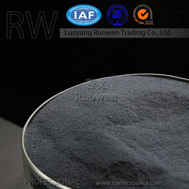 Alibaba China producer densified microsilica and undensified silica fume with cheap price