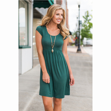 Wholesale plus size ladies clothing new casual custom women dresses summer