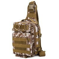 Custom Outdoor Tackle Bag Fishing Bag Single Shoulder Bag