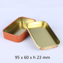 0.23mm metal tinplate mints package emtpy tin can