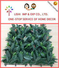 Synthetic Leaf mats Fence Artificial Green Hedge