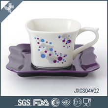 imaginable tea cup and saucer flower pot