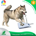 UPGRADE VERSION Splash and Spray Doggie Dog Cat Pet Paw Water Drinking Fountain