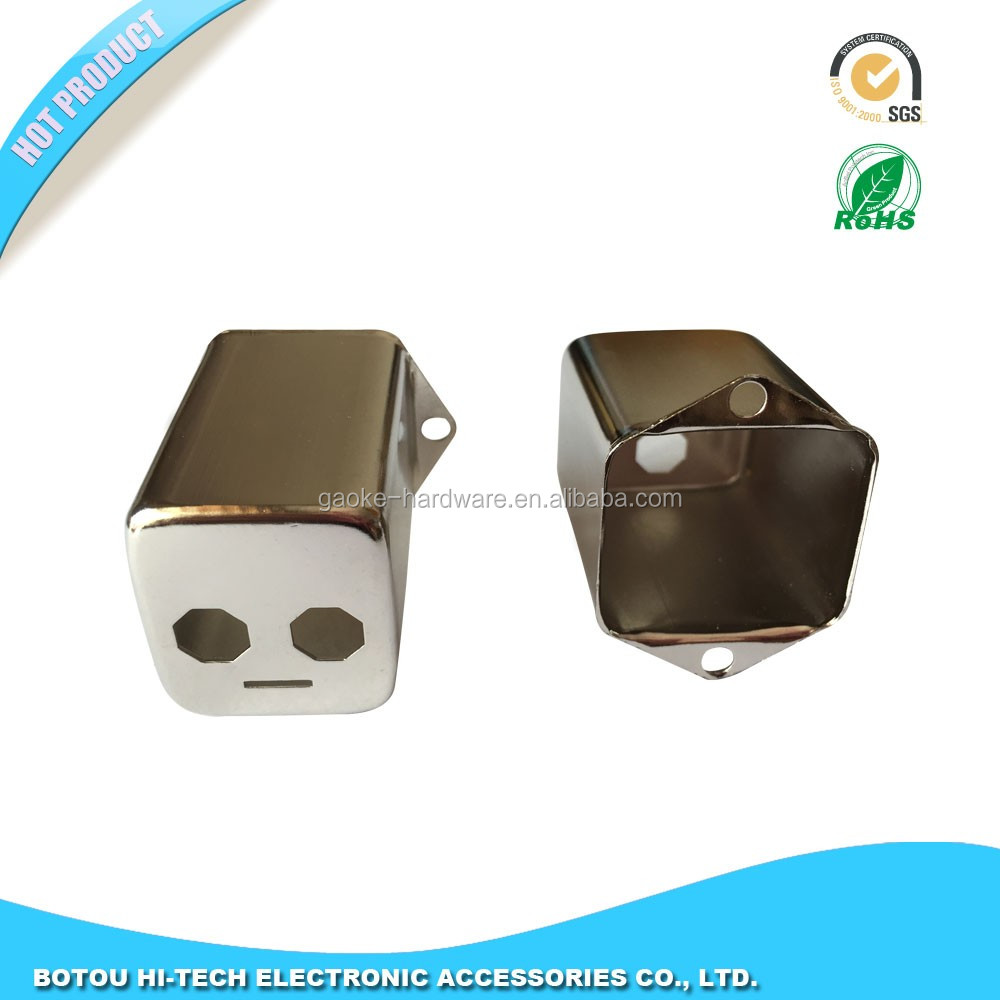 Electromagnetic interference line filter shielding can GAOKE
