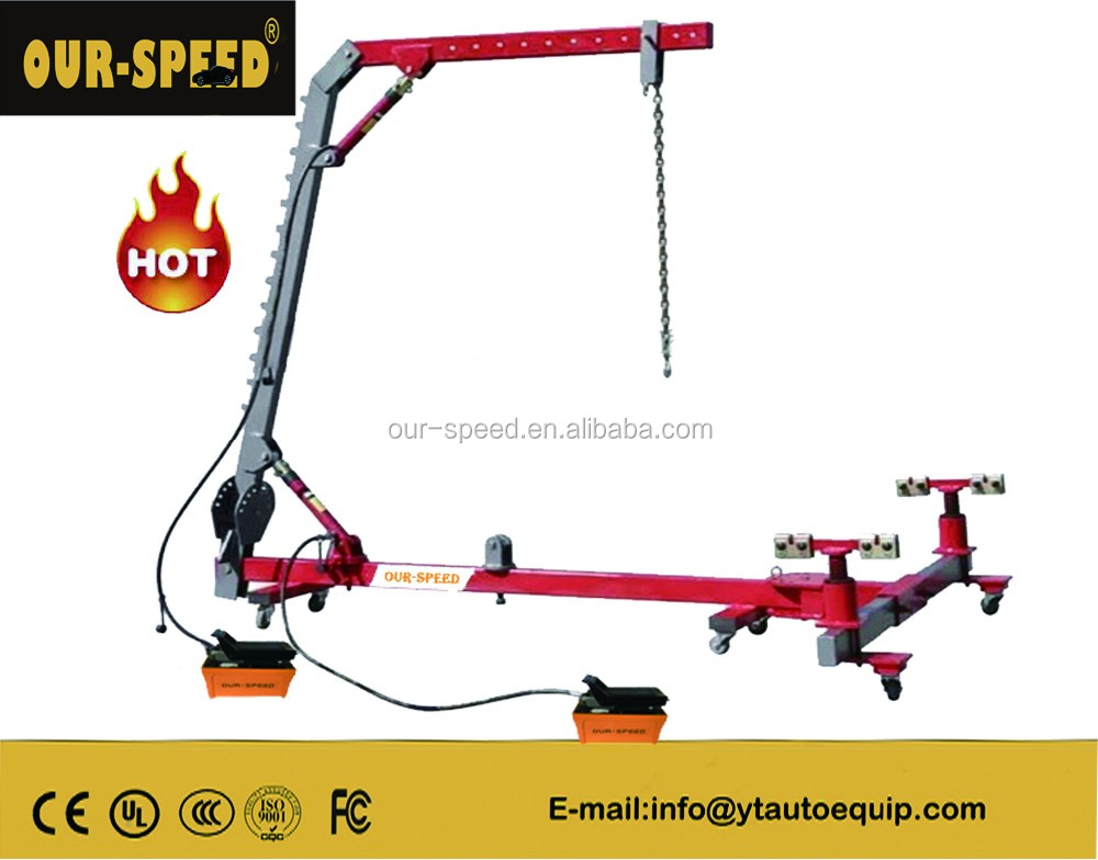 our-speed OS-7 used frame machine for sale workshop equipment